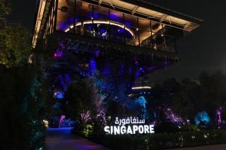 Singapore Pavilion, World Expo 2020